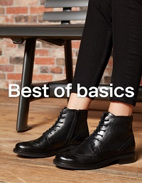 Best of Basics Schuhe